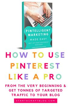How to use Pinterest for unlimited free traffic spending less than 15 minutes a day. #Promotion