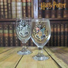 Verre à Pied Thermoréactif Harry Potter Poudlard sur Rapid cadeau