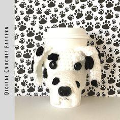 20 Best Crochet Dalmatian Pattern Ideas Dalmatian Pattern Crochet Dog Crochet Dog Patterns