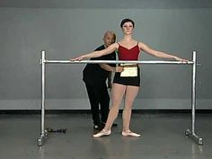 Barrework for Beginners - The Finis Jhung Ballet Technique Level 1