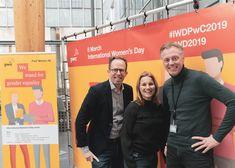 3 maart: internationale vrouwendag. Meer weten wat PwC doet op het gebied van diversiteit? Klik dan op de link. Ladies Day, Diversity, Equality, Gender, Company Logo, Link, Women, Social Equality, Music Genre