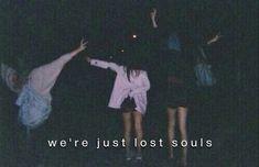 grunge | so lost | d