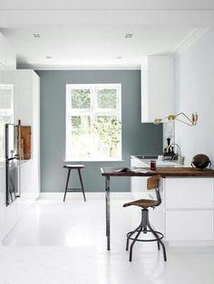 Meer dan 1000 ideeën over Kleine Witte Keukens op Pinterest - Witte ...