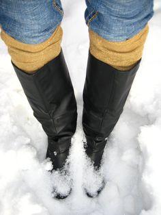 splash of color ; Sock Leggings, Boot Socks, Pinterest Board, Shoe Boots, Shoes, Color Splash, Winter Outfits, Autumn Fashion, Shabby Chic