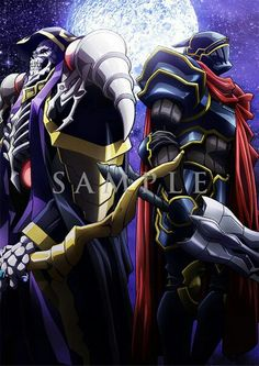 Lord Ainz/Momon. All Anime, Me Me Me Anime, Anime Love, Manga Anime, Manhwa, Otaku, Game, Cosplay, Anime Expo