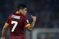 """Iturbe, l'agente: """"La Roma non lo ha capito, piace in Inghilterra"""" - http://www.maidirecalcio.com/2015/04/04/iturbe-lagente-la-roma-non-lo-ha-capito-piace-in-inghilterra.html"""