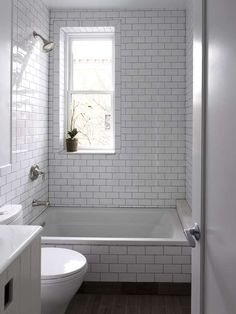 my home | grey grout, subway tiles and grout