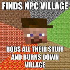 64 Best Minecraft Memes Images Minecraft Memes Minecraft Memes