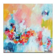 Chasing Waterfalls | Amira Rahim | Canvas Print