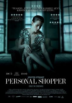 Olivier Assayas (Clouds of Sils Maria and Summer Hours) returns with this ethereal and mysterious ghost story starring Kristen Stewart as a high-fashion personal shopper to the stars who is also a spiritual medium. Scary Movies, Hd Movies, Movies Online, Movies And Tv Shows, Love Movie, Movie Tv, Personal Shopper Movie, Kristen Stewart Personal Shopper, Films Hd