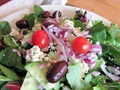 THE GREAT Greek salad!