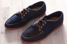 Oak Street Bootmarkers' Boat Shoe ($286)