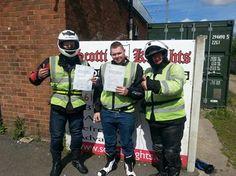 Tom, Nathan and Martin #motorcycletrainingmanchester