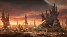Biomes.AlienCityStructures [JA]