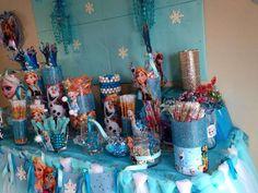 Disney Frozen Birthday Party Ideas   Photo 21 of 27   Catch My Party