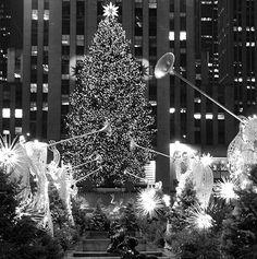 Rockefeller Center Christmas Tree