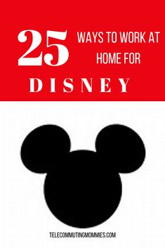 How to Work For Disney From Home: 25 Disney Work From Home Jobs Are you a lover of all things Disney? Find out how to work for Disney from home with these 25 Disney Work From Home Jobs. Arise Work From Home, Work From Home Careers, Legit Work From Home, Legitimate Work From Home, Work From Home Tips, Busy At Work, Earn Money From Home, How To Make Money, Entrepreneur