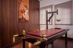 Let expert therapists & skilled hands melt your stresses away at Aadya Resort & Ayurvedic Wellness Center !!!