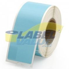 Seiko SLP-1BLB Compatible Blue Address Labels - Free Shipping