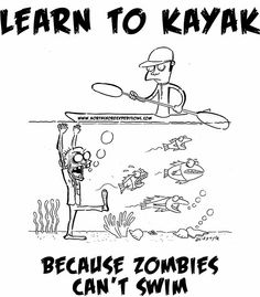 zombievskayaker