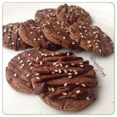 Galletas de chocolate  - blovver