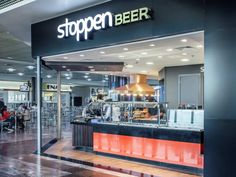 O Tropeiro e Stoppen Beer no Salgado Filho | Planobase Lubianca