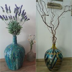 I love the vase on the right.