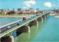 Baghdad,Algomhuria BridgeBag,1969