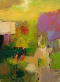 TONY SALADINO, Colorful Garden