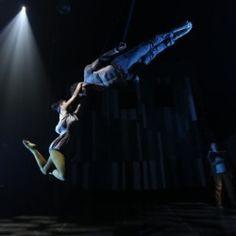 Attrape Moi | Dance, Physical Theatre and Circus | Edinburgh Festival Fringe
