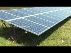 A new Solar Panels post has been posted at http://greenenergy.solar-san-antonio.com/solar-energy/solar-panels/solar-power-technology-using-for-agriculture-in-india/