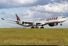 Airbus A340-642 - Qatar Airways | Aviation Photo #2133361 | Airliners.net