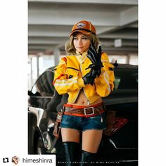 Cindy Aurum (Final Fantasy XV) by @himeshinra  How bout the decals? Photo by @gloson_chua  #cosplay #cindyaurum #cidneyaurum #cindyaurumcosplay #ffxvcosplay #ffxvanniversary #ff15 #finalfantasy15 #finalfantasy #indocosugram #finalfantasycosplay #audirs8 #sexymechanic #mechanic #sexycosplay #indonesiangirl #indonesianmodel #cosplaygirl #cosplayersofinstagram #indonesiancosplayer #squareenix  Tag teman kamu yang nungguin FFXV Windows Edition!   @indocosugram is The Largest Indonesian Cosplay…