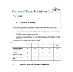 Apa style and format for research papers if youve ever been simple business case examples 30 simple business case templates examples template lab by accmission Choice Image