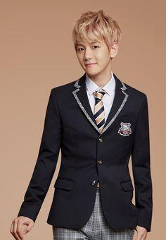 BAEKHYUN EXO-K ♡ for Ivy Club Autumn 2013