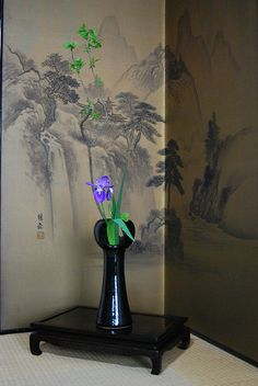 Ikebana course in Kyoto | Flickr - Photo Sharing!