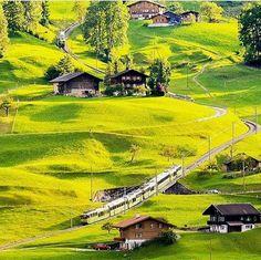Grindelwald, Switzerland ♥♥♥