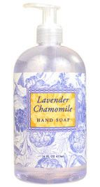 Lavender Chamomile Shea Butter Liquid Soap by Greenwich Bay Trading Co