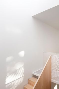 Saint-Christophe - la shed Stair Railing, Stairs, Railings, Duplex Paris, La Shed Architecture, Saint Christophe, Balustrades, Turbulence Deco, Bungalow Renovation