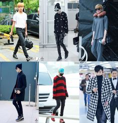 Bambam airport fashion #bambam #got7