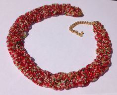 1 dollar Boho jewelry boho necklace от BeadsMiracle на Etsy