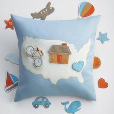 Adventure Pillow (DIY? project)