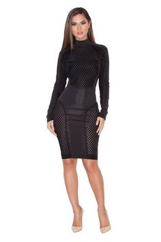 23f221211a3 Beautyart Women Fashion Bandage Bodycon Dress Sexy Club Dress Party Midi  Dress Vestidos