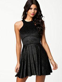 1c3f32765974 Skater Dress Nly Trend Noir. Sexy DressesŠaty ...
