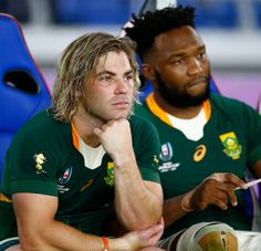 In pictures: Springboks vs All Blacks at 2019 Rugby World Cup Cycling Quotes, Cycling Art, Women's Cycling Jersey, Cycling Jerseys, Siya Kolisi, Rugby Pictures, Smocking Patterns, All Blacks, Rugby World Cup