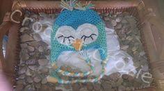 Sleepy crochet hat