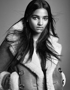Alexis Primous Makes Industry Debut In Fresh Pic'd By Mario Sorrenti For W Magazine September 2015