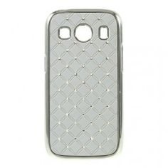 Galaxy Ace 4 valkoiset luksus kuoret Galaxy Ace, Galaxies, Samsung Galaxy, Phone Cases