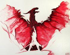 Dragon Age: Inquisition - Watercolour Painting by LethalChris.deviantart.com on @DeviantArt