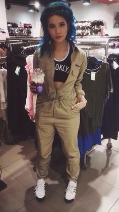 Ghostbuster Halsey